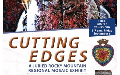 Regional Mosaic Exhibit Opens Friday September 6th!