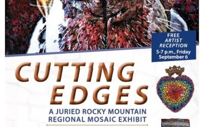 Regional Mosaic Exhibit Opens Friday September 6th!
