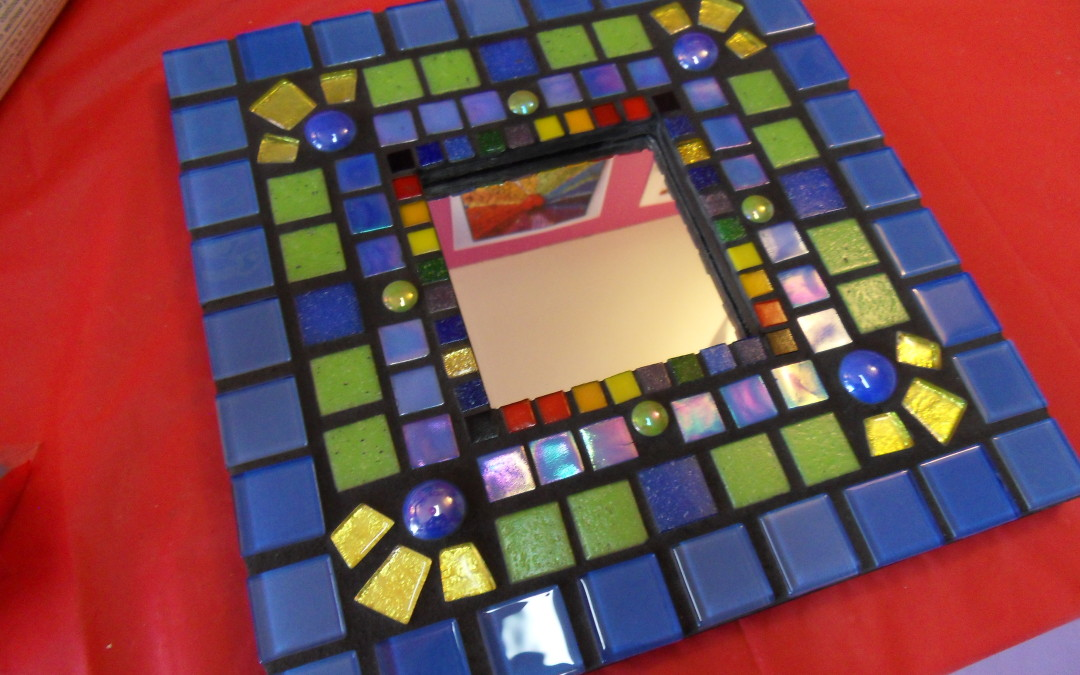 Beginner's Mosaics Class scheduled for September!