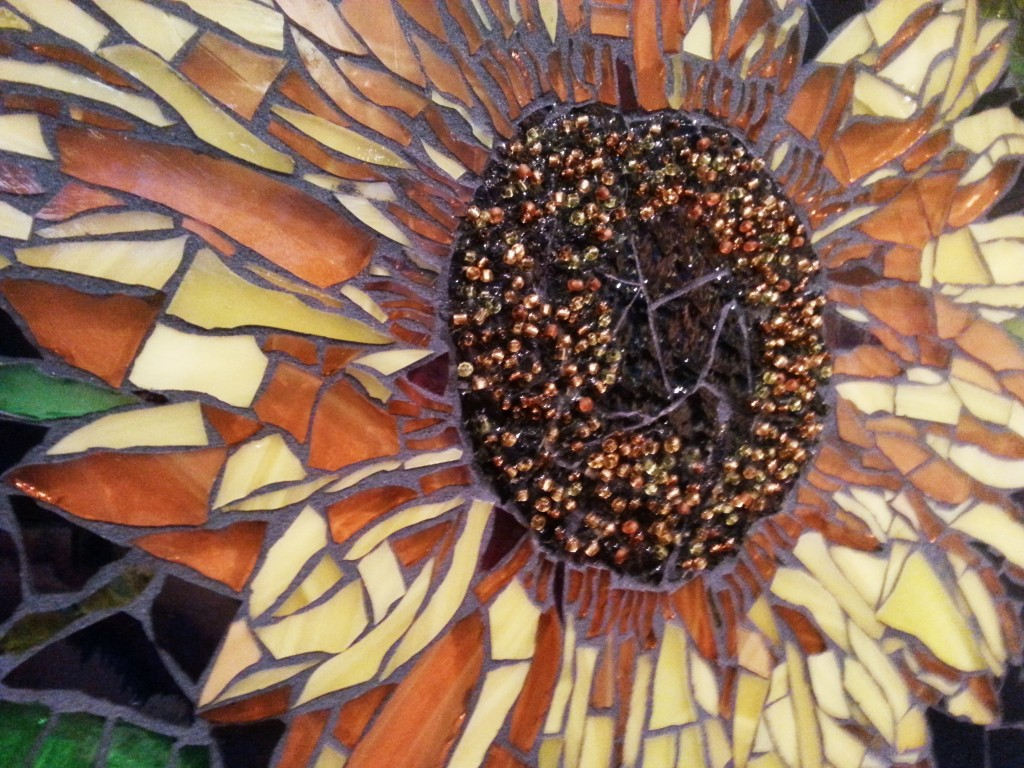Cindy Miller sunflower Cutting Edges