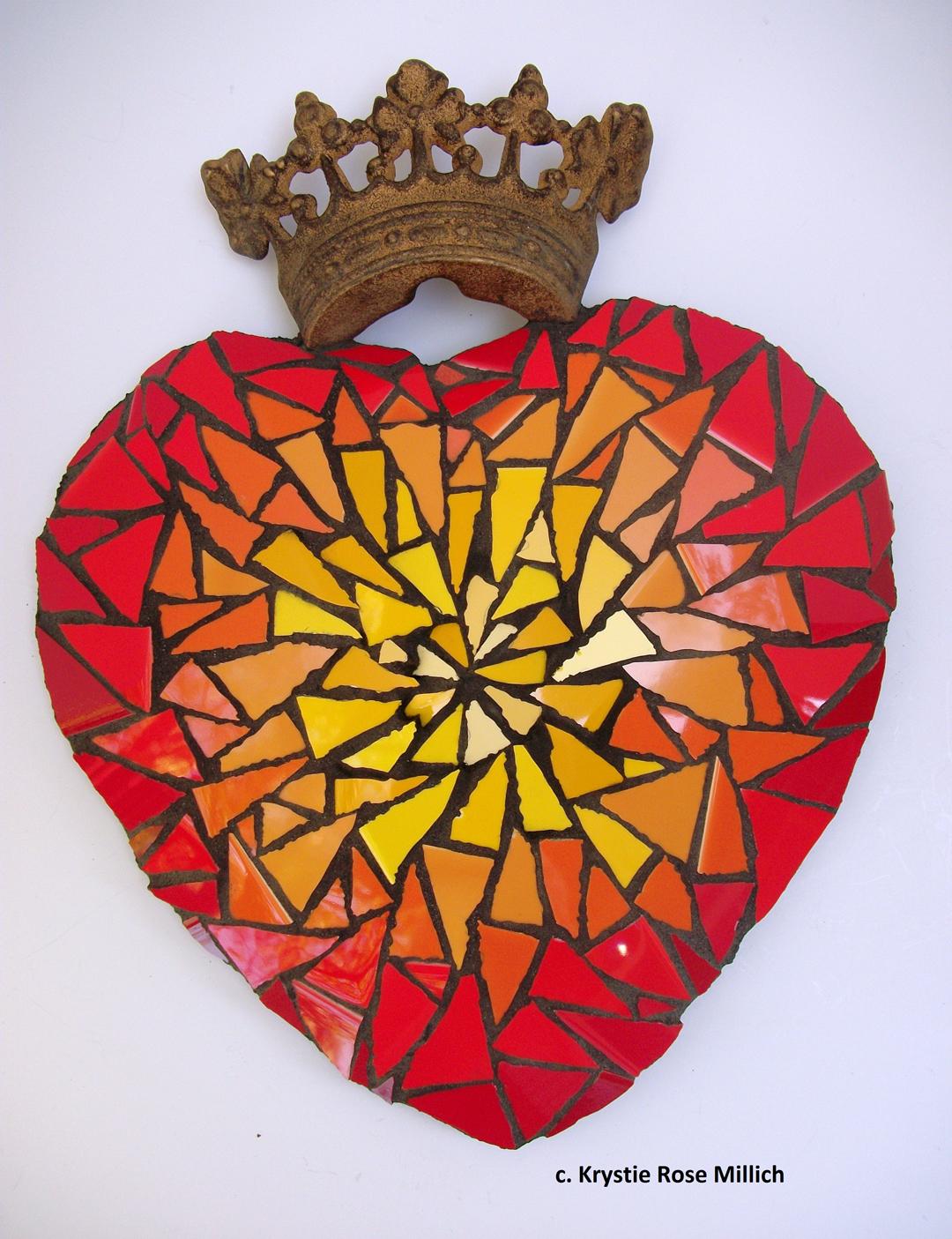 krystie rose millich denver tile mosaic artist corazons